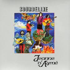 SOURDELINE, jeanne d´ayme cover
