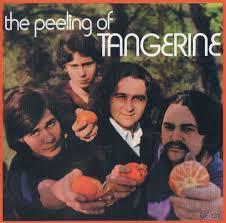 TANGERINE, the peeling of cover