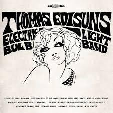 THOMAS EDISUNS ELECTRIC LIGHT BULB, s/t cover