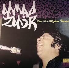 AHMAD ZAHIR, hip 70s afghan beats cover