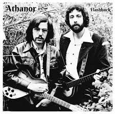 Cover ATHANOR, flashback