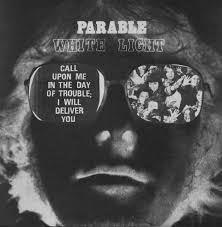 WHITE LIGHT, parable cover