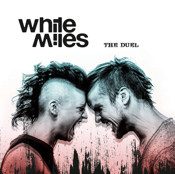 Cover WHITE MILES, the duel