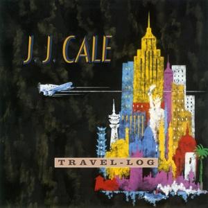 J J CALE, travel log cover