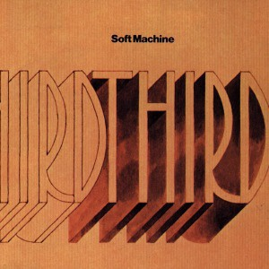 Cover SOFT MACHINE, third