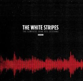 WHITE STRIPES, the complete peel sessions cover