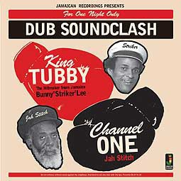 V/A, dub soundclash: king tubby vs. channel one cover