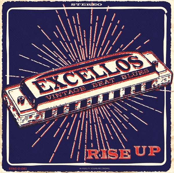 Cover EXCELLOS, rise up