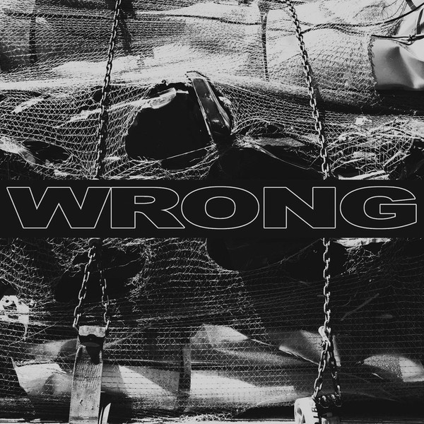 WRONG, s/t cover