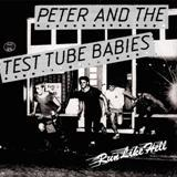 PETER & THE TEST TUBE BABIES, run like hell cover