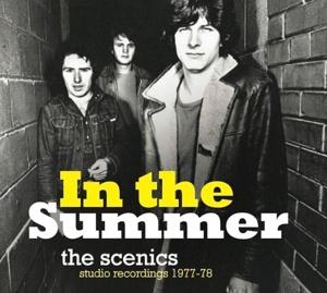SCENICS, in the summer: studio recordings 1977-78 cover