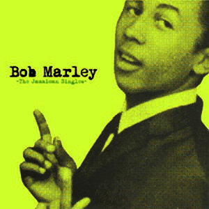 Cover BOB MARLEY, the jamaican singles