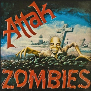 ATTAK, zombies cover