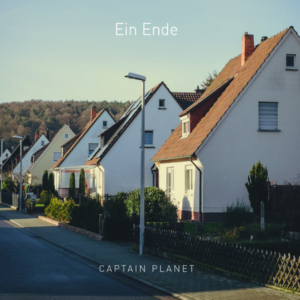 CAPTAIN PLANET, ein ende cover