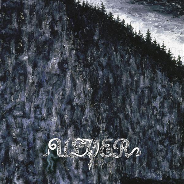 ULVER, bergtatt-et eeventyr i 5 capitler cover