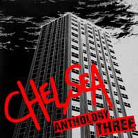 Cover CHELSEA, anthology vol. 3
