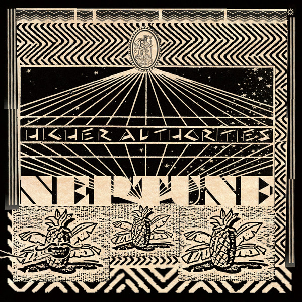 HIGHER AUTHORITIES, neptune (RSD) cover