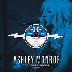 Cover ASHLEY MONROE, live at third man