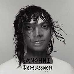 ANOHNI, hopelessness cover