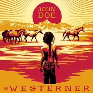 Cover JOHN DOE, the westerner