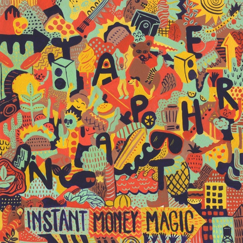 Cover JAPANTHER, instant money magic