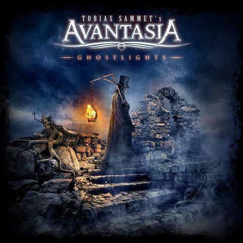 AVANTASIA, ghostlights cover