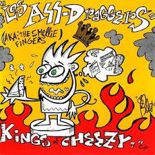 Cover LOS ASS-DRAGGERS, kings of cheezy