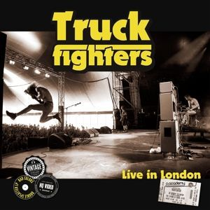 TRUCKFIGHTERS, live in london cover