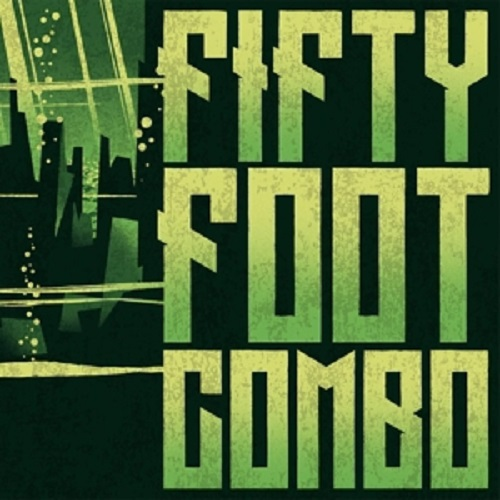 FIFTY FOOT COMBO, s/t cover