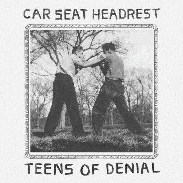 Cover CAR SEAT HEADREST, teens of denial