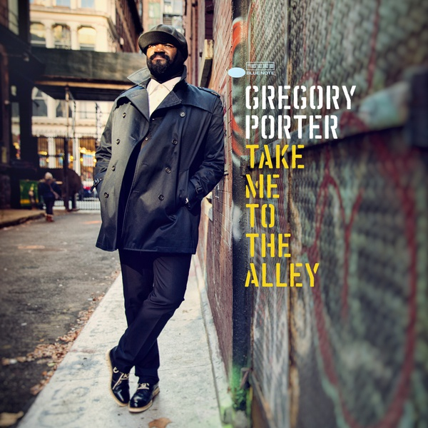 Cover GREGORY PORTER, take me to the alley