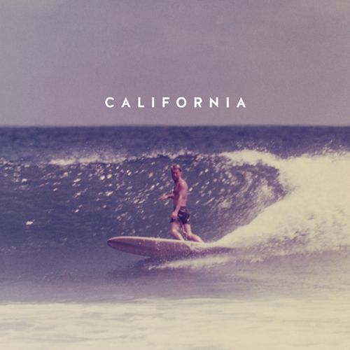 Cover CALIFORNIA, s/t