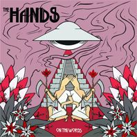 Cover HANDS, on the words