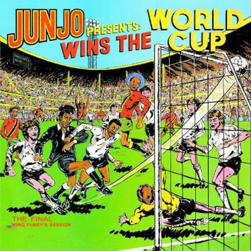 HENRY JUNJO LAWES, junjo presents: wins the world cup cover