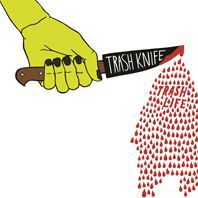Cover TRASH KNIFE, trash life