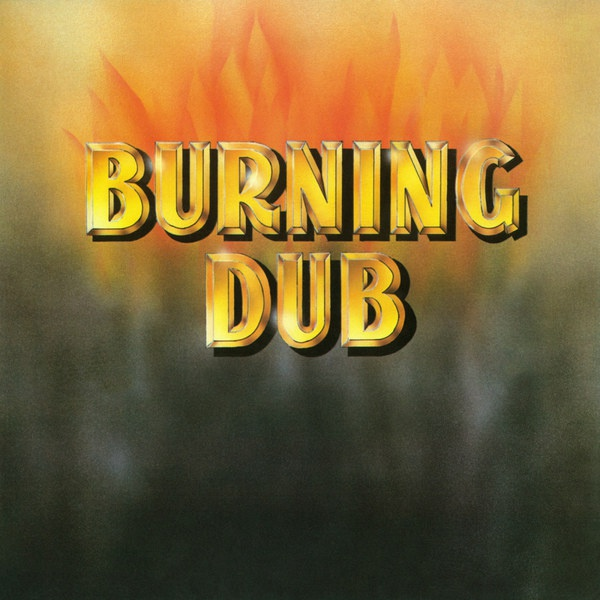 Cover REVOLUTIONARIES, burning dub