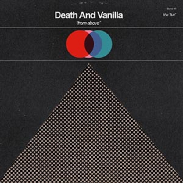 Cover DEATH AND VANILLA, from above