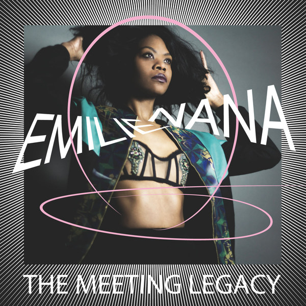 Cover EMILIE NANA, the meeting legacy