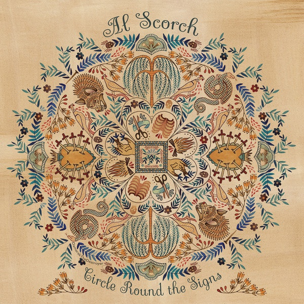 AL SCORCH, circle round the signs cover