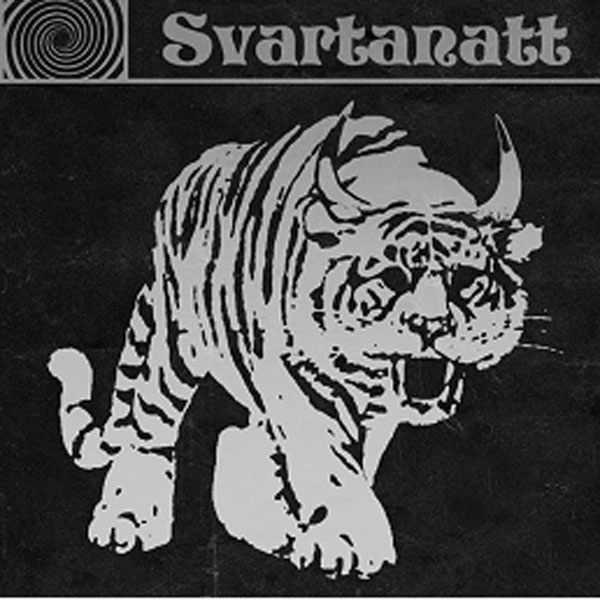 Cover SVARTANATT, s/t