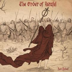 Cover ORDER OF ISRAFEL, red robes