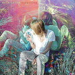 Cover BETH ORTON, kidsticks
