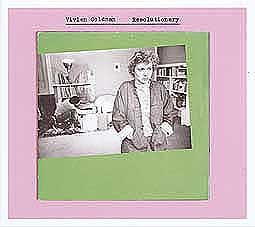 VIVIEN GOLDMAN, resolutionary (songs 1979-1982) cover