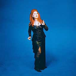 Cover KATE PIERSON, venus