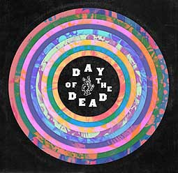 Cover DAY OF THE DEAD (NATIONAL), a tribute to grateful dead