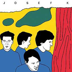 Cover JOSEF K., it´s a funny: the singles