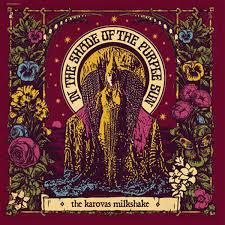 KAROVAS MILKSHAKES, in the shade of the purple sun cover