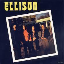 ELLISON, s/t cover