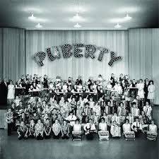 PUBERTY, s/t cover