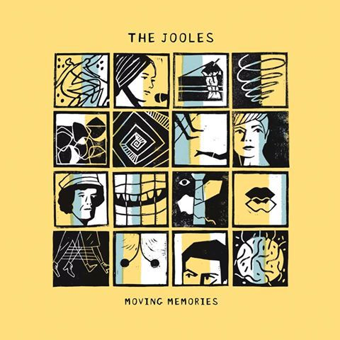 JOOLES, moving memories cover